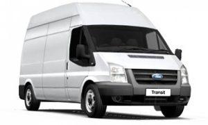 ford transit půjčovna dodávek